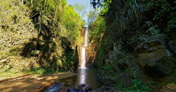Cachoeiras em Brotas
