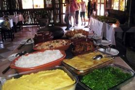 Restaurante em Brotas