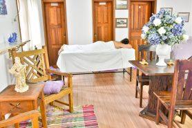 Sala de Massagem | Pousada em Brotas