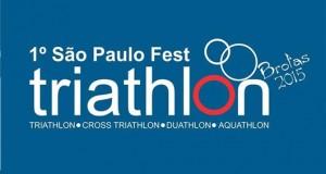Triathlon em Brotas