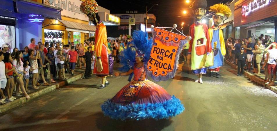 Carnaval em Brotas