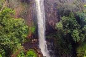 Cachoeira Cassorova em Brotas