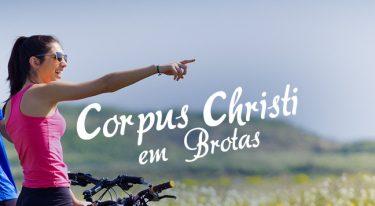 Corpus Christi em Brotas